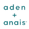 logo Aden+anais essentials