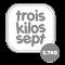 logo Trois kilos sept