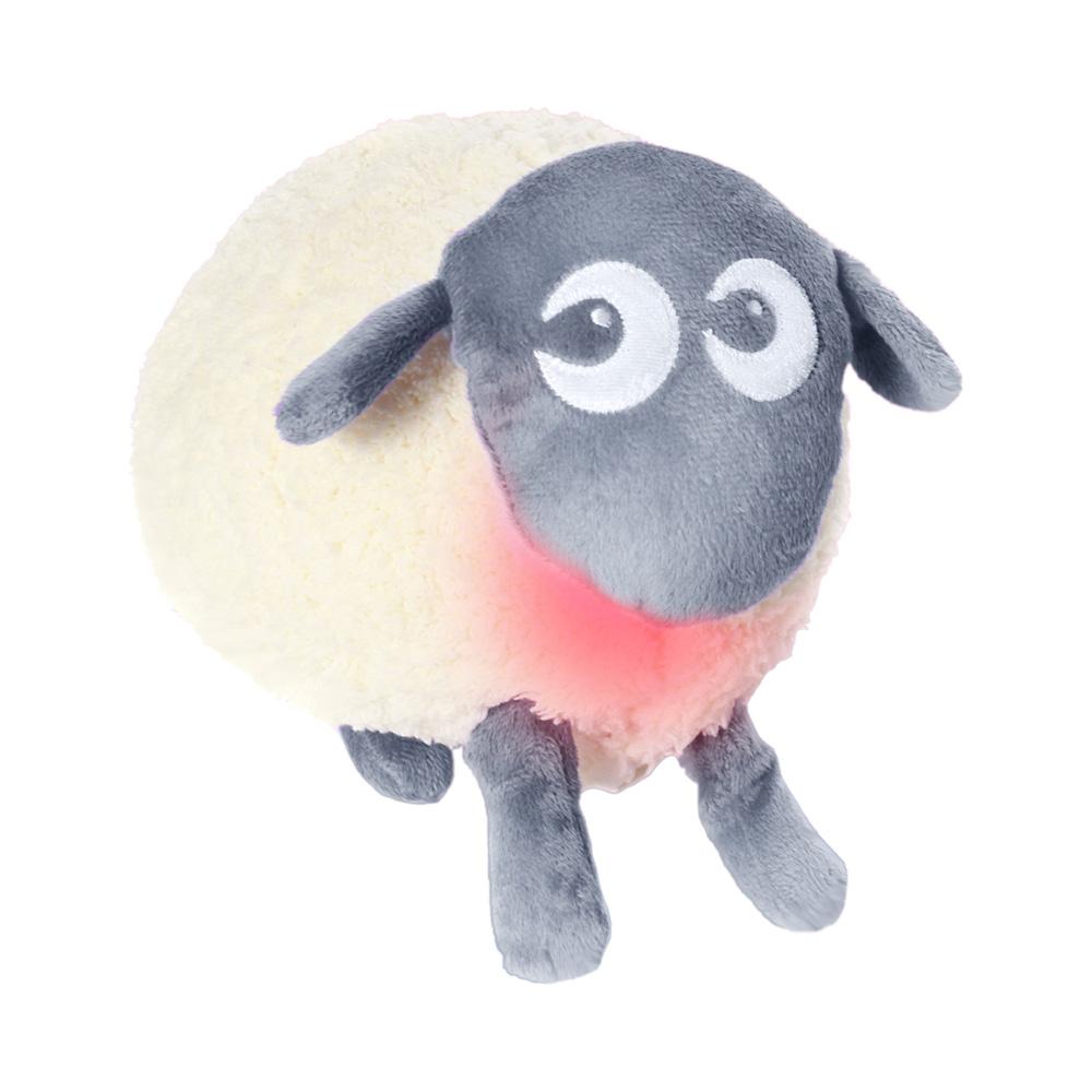veilleuse b b ewan le mouton r veur gris de pabobo. Black Bedroom Furniture Sets. Home Design Ideas