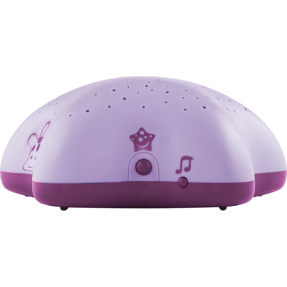 Veilleuse b b projecteur d 39 toiles piles violet de - Veilleuse a pile ...
