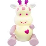Veilleuse bébé lumilove savanoo girafe pas cher