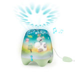 Lampe carrousel dream theater vert nature