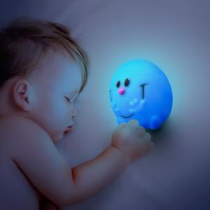 Pabobo Veilleuse bébé lumilove monsieur parfait