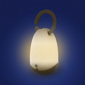Pabobo Veilleuse bébé lanterne magique lumiblo
