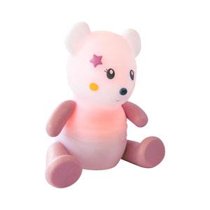 Pabobo Veilleuse bébé lumilove rainbow souris lolabella