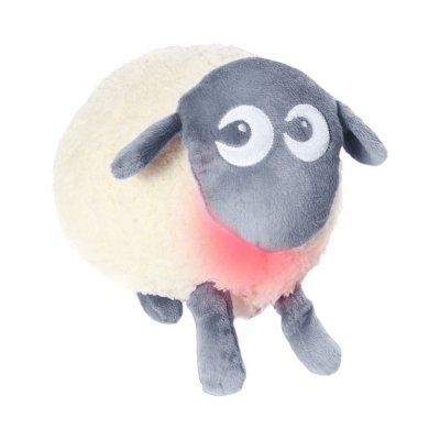 Veilleuse bébé ewan le mouton rêveur gris Pabobo