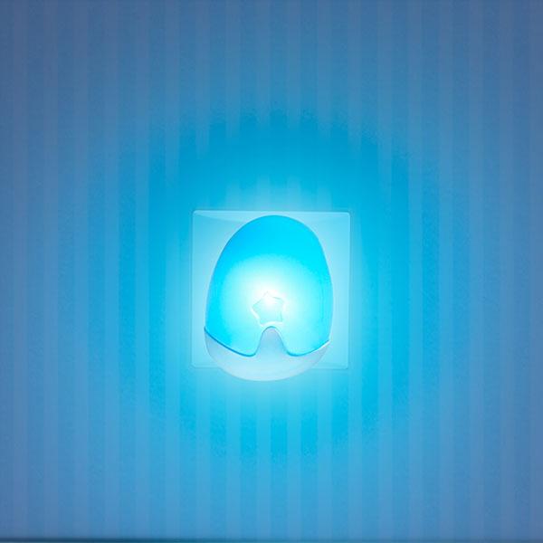 Veilleuse bébé automatique bleu Pabobo
