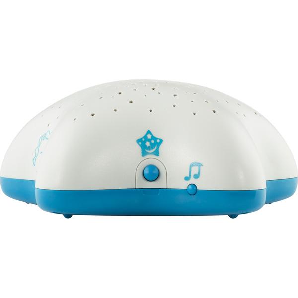 Veilleuse bébé projecteur d'étoiles à piles mastic Pabobo
