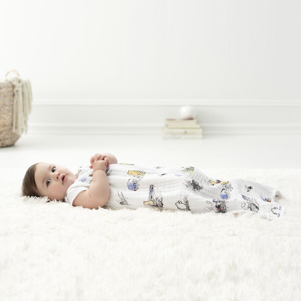 gigoteuse t winnie 0 6 mois de aden anais sur allob b. Black Bedroom Furniture Sets. Home Design Ideas