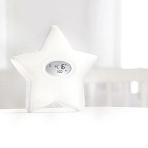 aden + anais Veilleuse bébé serenity star