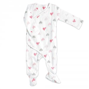 Pyjama manches longues sketch hearts