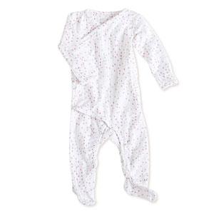 aden + anais Pyjama bébé à manches longues lovely