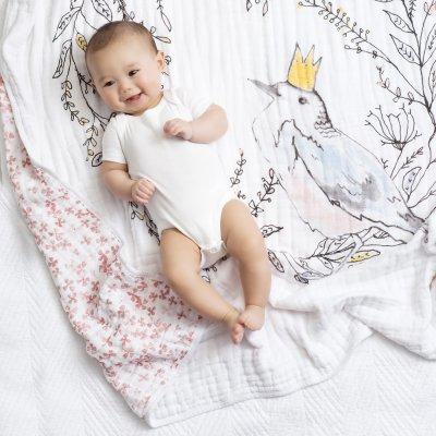 Couverture bébé birdsong Aden + anais
