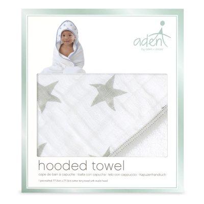 Sortie de bain bébé dusty Aden by aden+anais