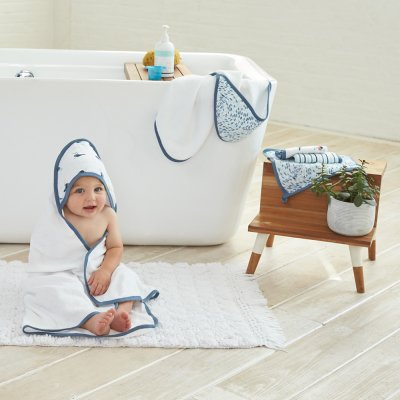 Lot de 2 sorties de bain seashore Aden+anais essentials