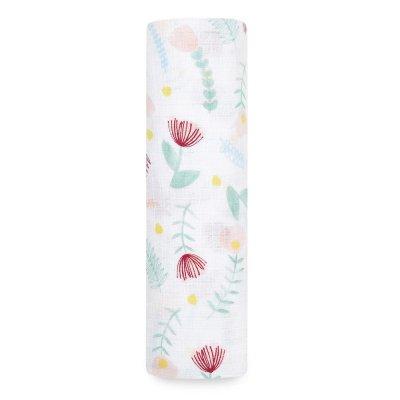Maxi lange floral fauna Aden+anais essentials