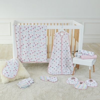 Lot de 4 maxi langes Aden+anais essentials