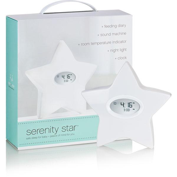 Veilleuse bébé serenity star Aden + anais