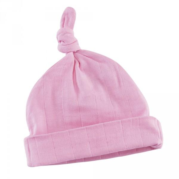 Bonnet pink mist Aden + anais
