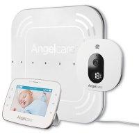 Babyphone bébé ac 315 son et vidéo avec détecteur de mouvements filaire