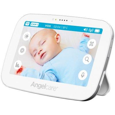 Babyphone bébé ac 417 son et vidéo avec détecteur de mouvements sans fil Angelcare