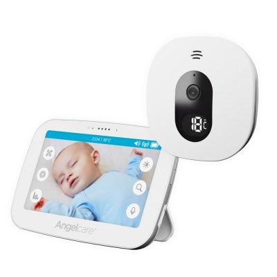 Babyphone bébé ac 510 son et vidéo Angelcare