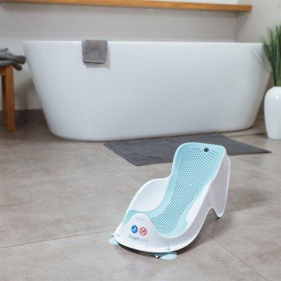 Transat de bain fit bleu Angelcare