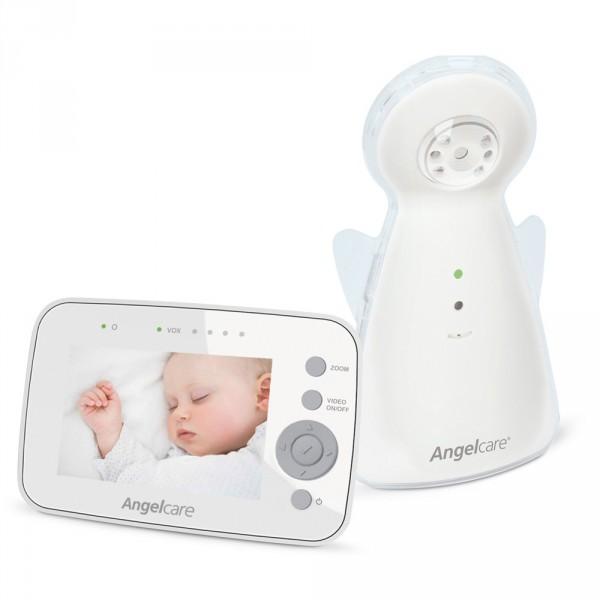 Babyphone moniteur vidéo et sons ac1320 Angelcare