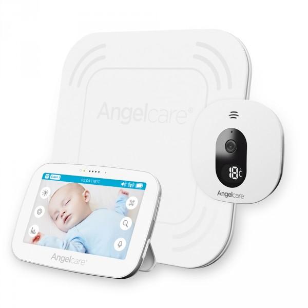 Babyphone bébé ac 517 son et vidéo avec détecteur de mouvements sans fil