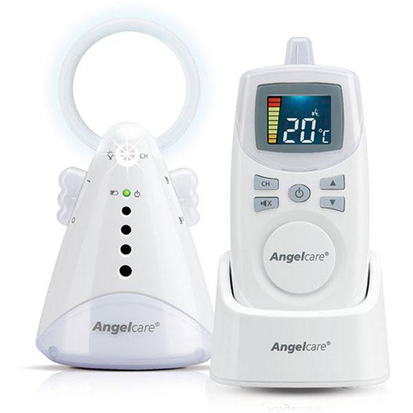 Babyphone avec fonction veilleuse ac420 Angelcare