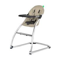 Chaise haute bébé taste beige