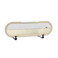 Barrière de lit side light beige