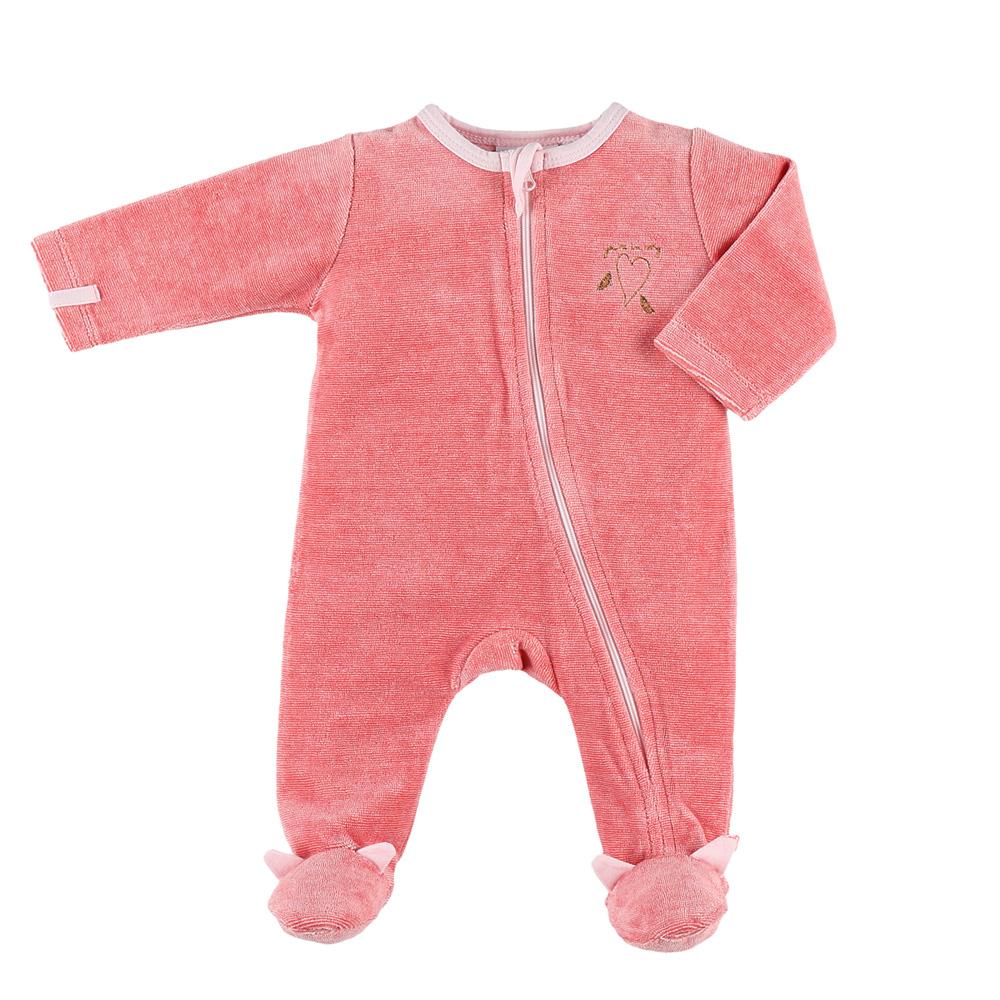 42c783d76f65a Pyjama dors bien velours smart girl capucine de Noukies sur allobébé