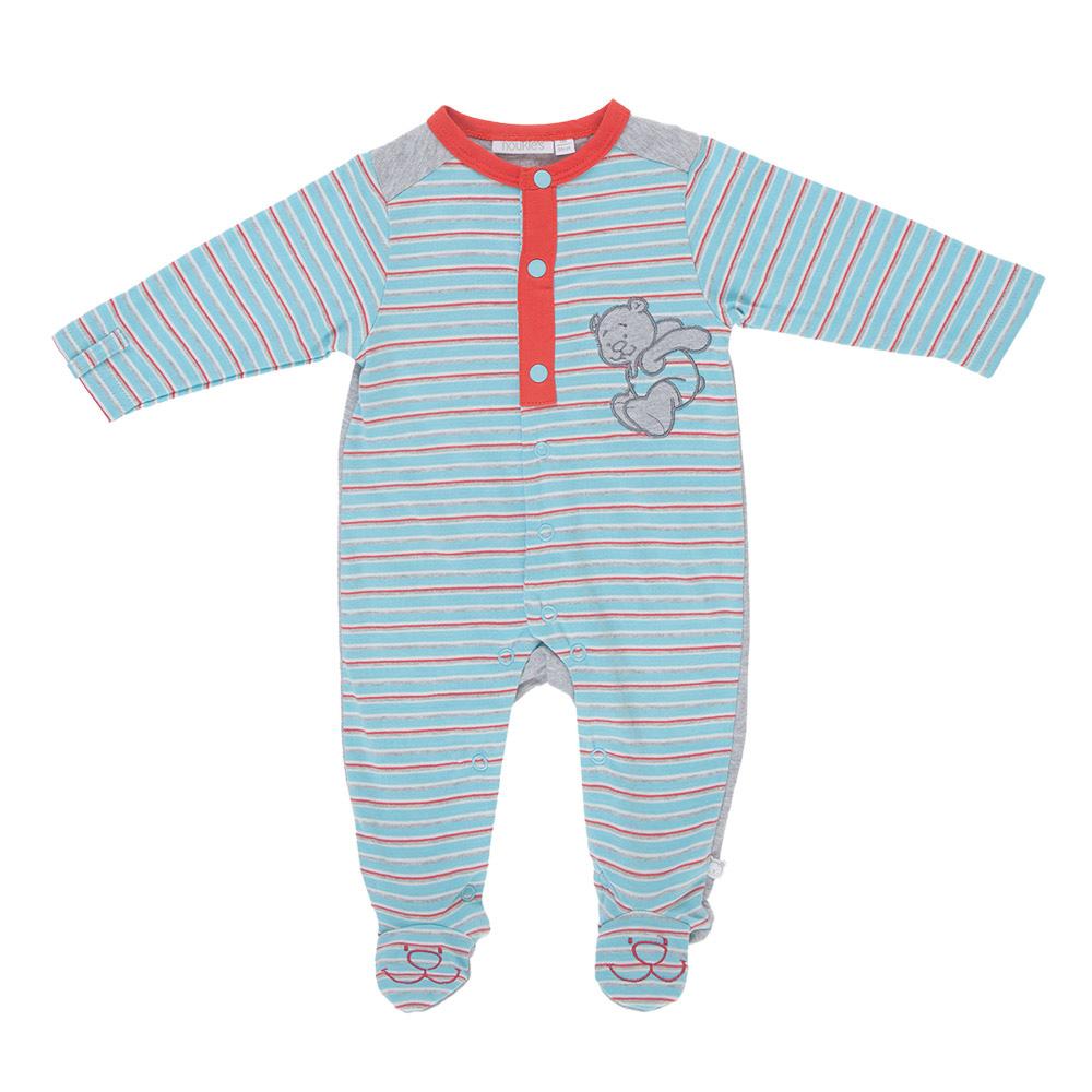pyjama b b jersey peps boy ray de noukies sur allob b. Black Bedroom Furniture Sets. Home Design Ideas