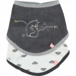 Lot de 2 bavoirs bandana timeless
