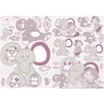 Stickers déco kali nina et kenza de Noukies