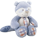 Peluche bébé william large de Noukies