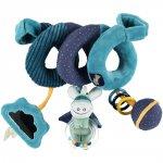 Jouet de lit bébé spirale d'activités super-héros