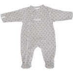 Pyjama dors bien sans personnage poudre d'étoiles