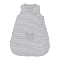 Gigoteuse en jersey 50 cm gris clair