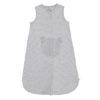 Gigoteuse en jersey 70 cm gris clair