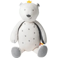 Peluche bébé timeless sam medium