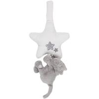 Peluche bébé mini musical lola poudre d'étoiles