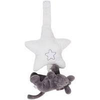 Peluche bébé mini musical paco poudre d'étoiles