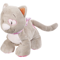 Peluche bébé iris medium