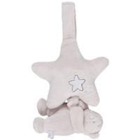 Peluche bébé mini musical nouky poudre d'étoiles