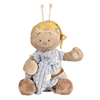 Peluche bébé joe musical