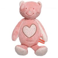 Peluche minouchka medium