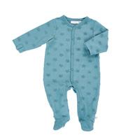 Pyjama dors bien jersey émeraude mix and match