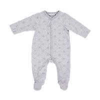 Pyjama dors bien jerey gris mix and match